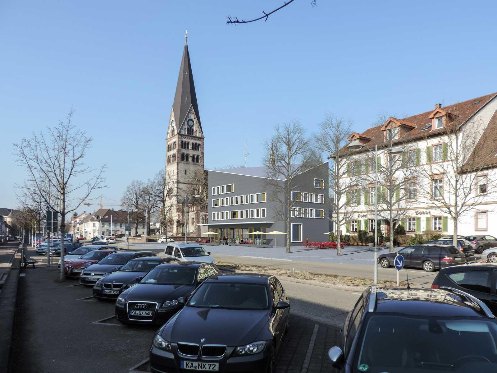 Ettlingen Pforzheimer Straße